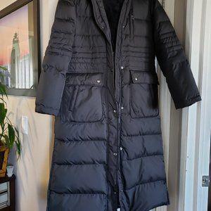 DKNY Long Winter Coat